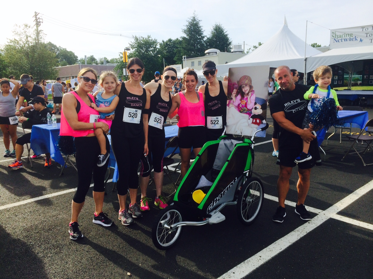 """Livingston Family and Friends to """"Run for Riley"""" at June 8 Race"""