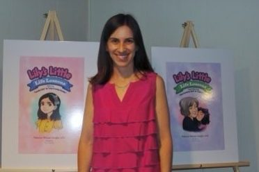 New Providence Counselor and Children's Book Author Gives Back