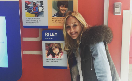 Visit Riley's interactive exhibit at the Liberty Science Center.