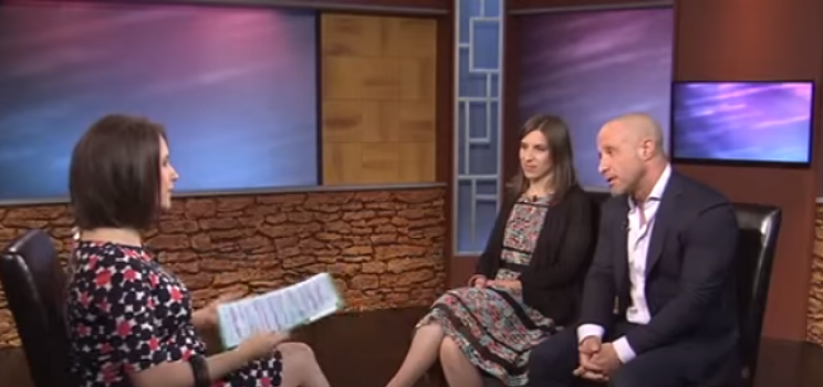 Mitch Kogen featured on Life and Living with Joanna Gagis