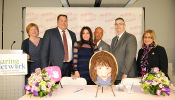 Remembrance Ceremony at NJ Sharing Network Honors Legacy of 5-Year-Old Organ Donor