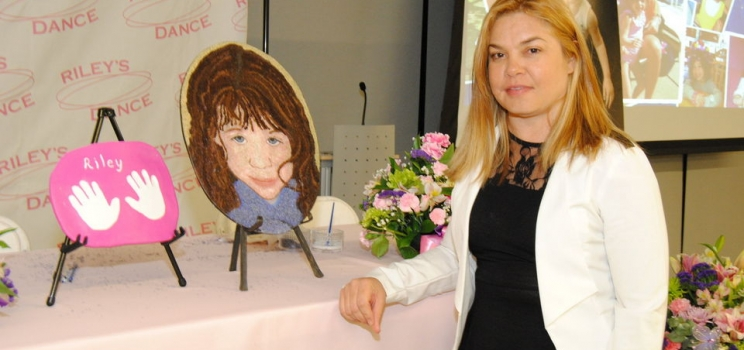 Flower portrait to honor life of late Livingston girl, 5, in Rose Parade