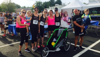 "Livingston Family and Friends to ""Run for Riley"" at June 8 Race"