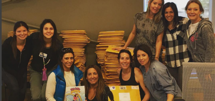 800 'Running For Riley' books are being sent to every elementary school in NJ
